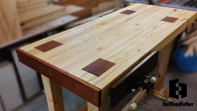 Remarkable Workbench Writeup Article Part Two The Woodfather Creativecarmelina Interior Chair Design Creativecarmelinacom