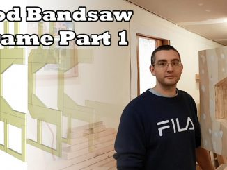 Bandsaw Build - part 1
