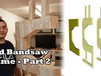 Bandsaw Build - part 2