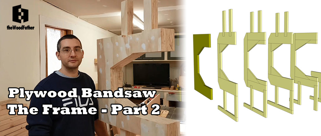 Bandsaw Build - part 2